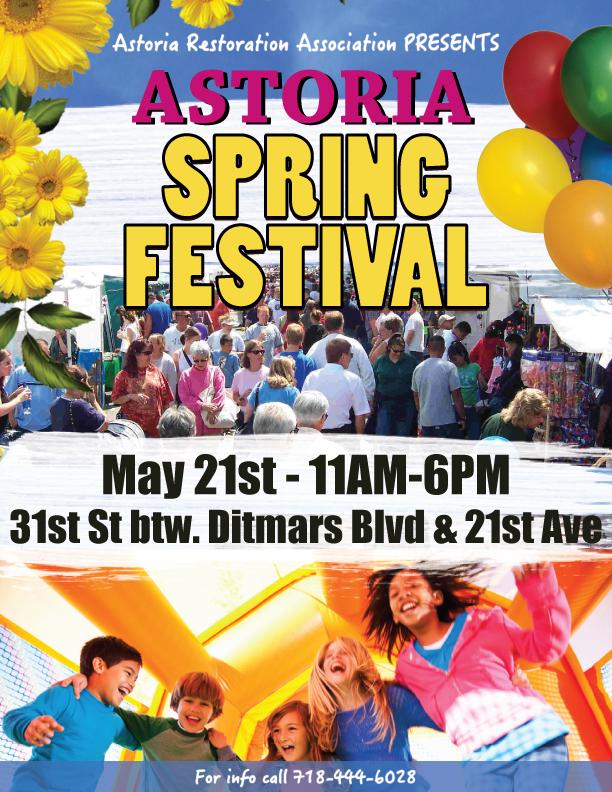 Astoria Spring Festival